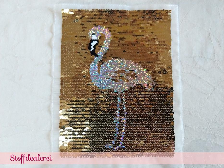 """Wendepailletten """"Flamingo"""""""