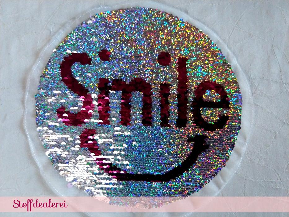 """Wendepailletten """"Smile"""""""