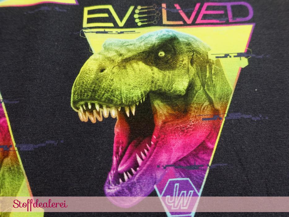 "Stretchjersey ""Jurassic Parc Evolved"""